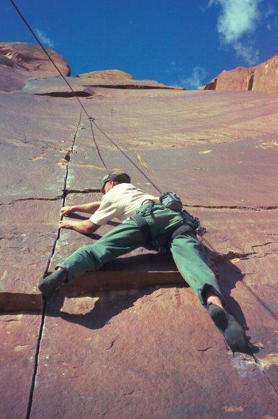 Rock Climbing Photo: Luke Evans