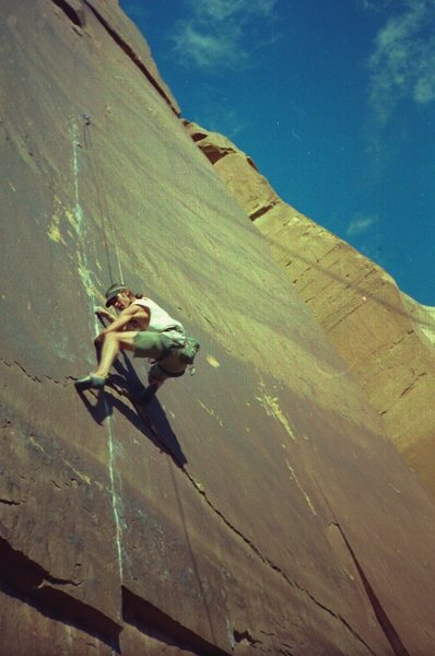 Rock Climbing Photo: Jeremy J Schlick