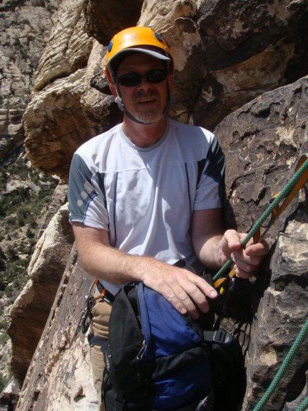 Rock Climbing Photo: Red Rock Johnny Vegas April 2010