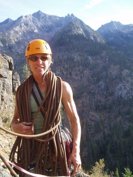 Rock Climbing Photo: Icicle Canyon
