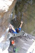 Rock Climbing Photo: It was odd to find some prehung draws on an 11, bu...