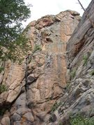 Rock Climbing Photo: Justin Hausmann on Refiner.