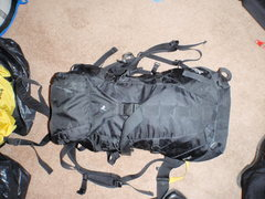 Rock Climbing Photo: 40L carry on