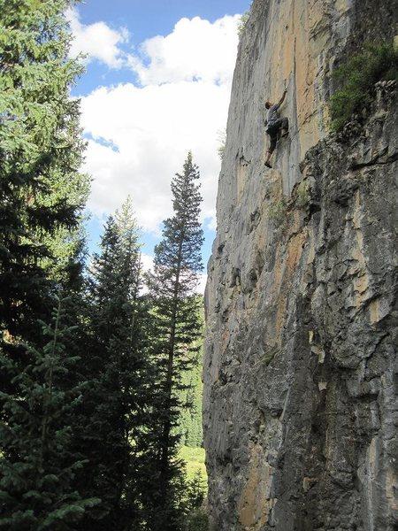 Rock Climbing Photo: StanZ.