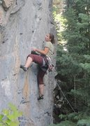 Rock Climbing Photo: Kbird!