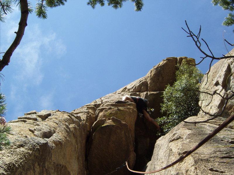 Rock Climbing Photo: Variations upon variations