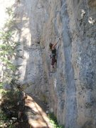 Rock Climbing Photo: 11d Lime Creek