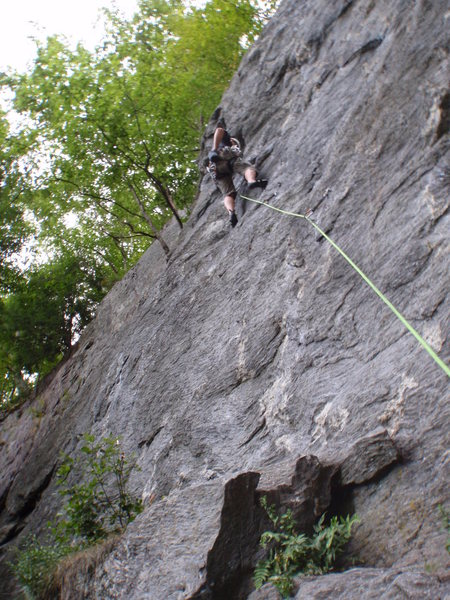 Rumney Climb