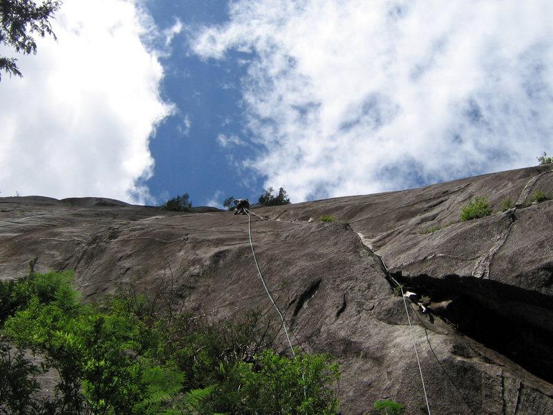 Rock Climbing Photo: P1 of Star Wars