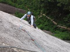 Rock Climbing Photo: P2 of Star Wars