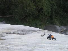 Rock Climbing Photo: P3 of Star wars