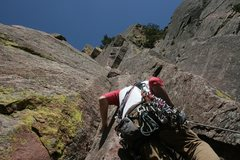 Rock Climbing Photo: Cadi