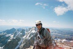 Rock Climbing Photo: Exum