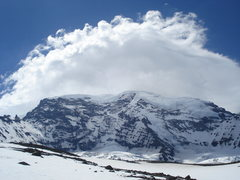 Rock Climbing Photo: weather