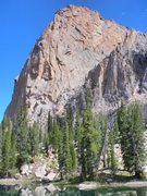 Rock Climbing Photo: The Perch, with Sideline and Astroelephant in view