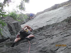 Rock Climbing Photo: Whats up Doc?