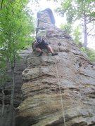 Rock Climbing Photo: The Arrowhead