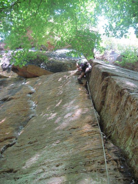 Rock Climbing Photo: Zambezi Plunge