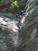 Rock Climbing Photo: Environmental Impact