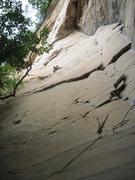 Rock Climbing Photo: Hot September was sweet