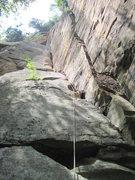 Rock Climbing Photo: The Mailbox