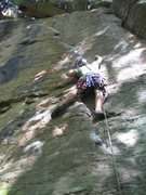 Rock Climbing Photo: Scabies was a cruise compared to the trad business...