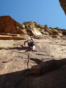 Rock Climbing Photo: lazy summer day in Eldo...still one of favorite pl...