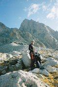 Winston and the Exum Ridge