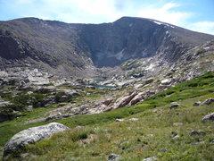 Rock Climbing Photo: Fairchild Mountain