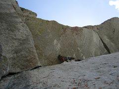 Rock Climbing Photo: The Gram Traverse