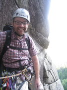 Rock Climbing Photo: Even seconding was hard, but exhilarating!