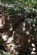 Rock Climbing Photo: Beta for Three Across