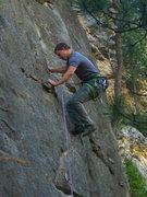 Rock Climbing Photo: Luke K