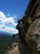 Rock Climbing Photo: Devils Head