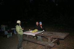 Rock Climbing Photo: Quacking Aspen Campground Friday Deb, Johnson and ...