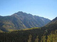 Rock Climbing Photo: The Twilight Mountains.
