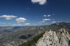 Rock Climbing Photo: Beautiful day. 8-21-10