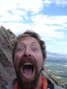 Rock Climbing Photo: p4