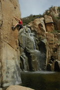 Rock Climbing Photo: Cleveland National Forest