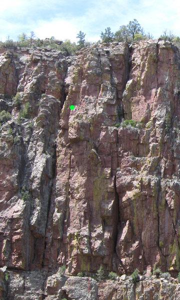 Rock Climbing Photo: closer