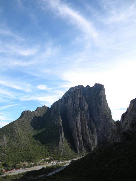 Rock Climbing Photo: Sigh