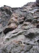 Rock Climbing Photo: 12 Gauge Rain.