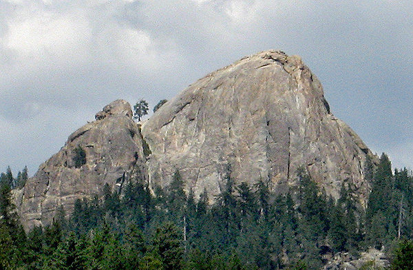 Rock Climbing Photo: Fresno Dome.  Photo by Blitzo.