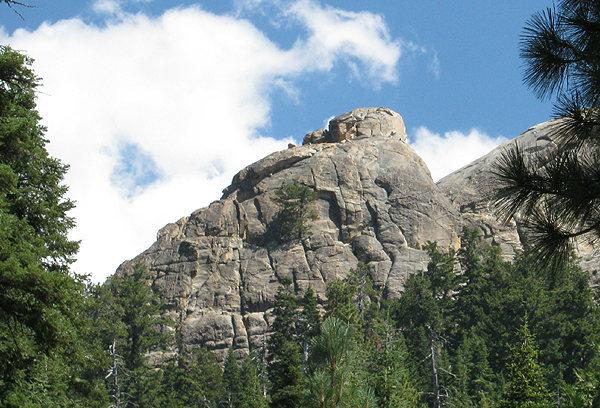 Rock Climbing Photo: Hawk Dome.  Photo by Blitzo.