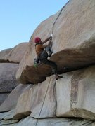 Rock Climbing Photo: Hobbit Roof, J-tree