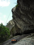 Rock Climbing Photo: Right section