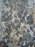 Rock Climbing Photo: Rock detail. Photo by Blitzo.