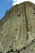 Rock Climbing Photo: El Matador 5.10d Beta