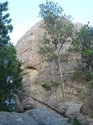 Rock Climbing Photo: Ipecac Neat