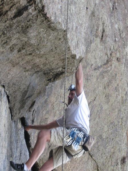 Rock Climbing Photo: CO Springs